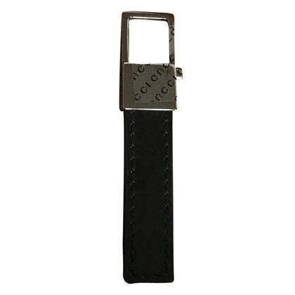 Gucci Schwarzer Schlüsselring