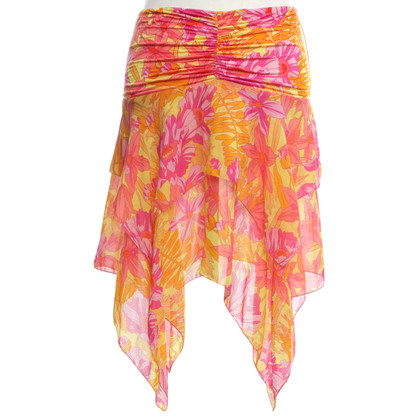 Patrizia Pepe skirt with a floral pattern