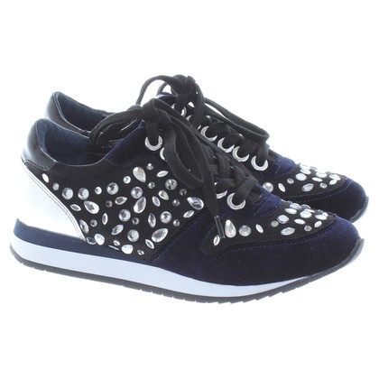 Kurt Geiger Sneakers with semi-precious stones
