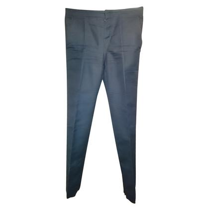 Céline Black suit pants