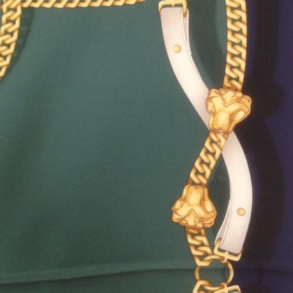 Gucci Gucci zijden sjaal printing multi-color