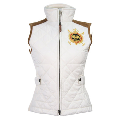 Ralph Lauren Vest in Cream