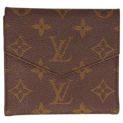Louis Vuitton Portemonnee in monogram canvas