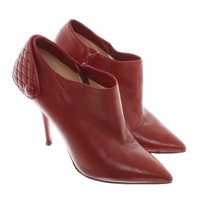 Christian Louboutin Ankle boots in red
