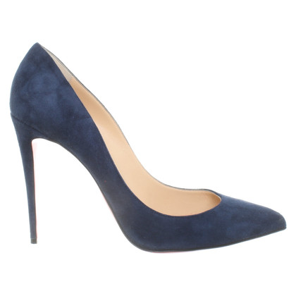 Christian Louboutin pumps in blue