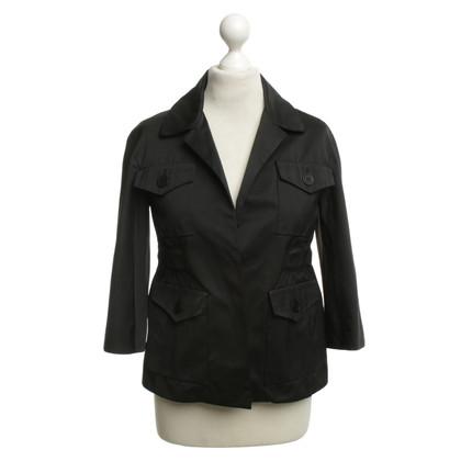 Cacharel Getailleerd jasje in zwart