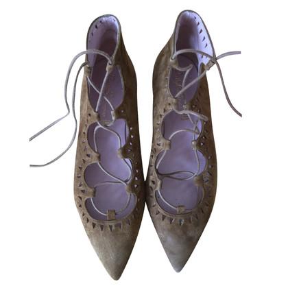 Pretty Ballerinas Ballerina's met strijkers