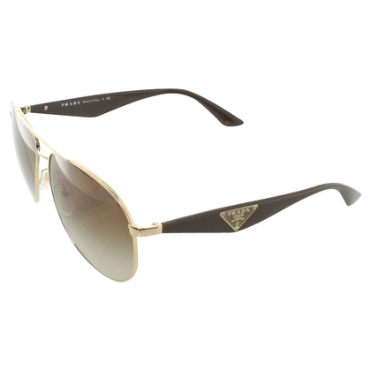 sunglasses outlet  Prada Sunglasses in Brown