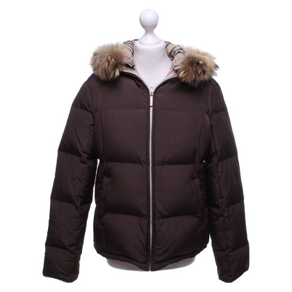 Burberry Down jacket with reversible function