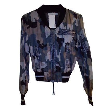 Pinko PINKO Bomber Jacket Silk
