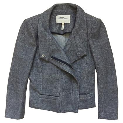 Isabel Marant Etoile asymmetrische jacket