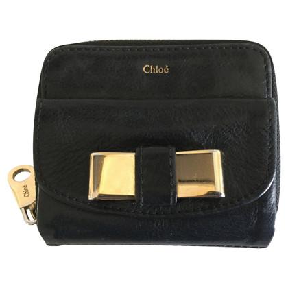 Chloé Lilly Chloe Leren portemonnee