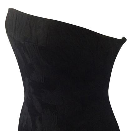 Alexander McQueen bustier dress