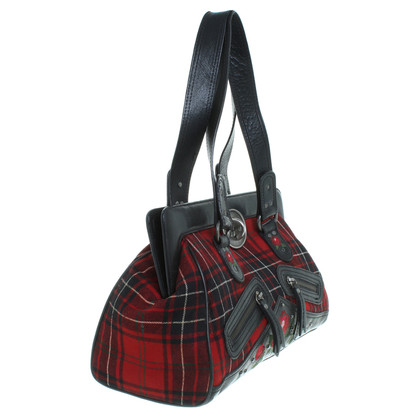 Kenzo Handbag with checked pattern