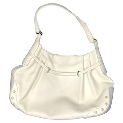 Tod's Tod's's Hobo bag white