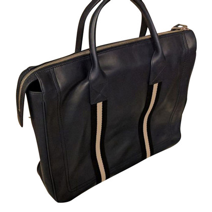 Bally Trainspotting leather bag