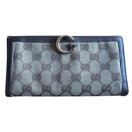 Gucci brown portfolio