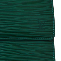 Louis Vuitton Green Wallet Porte Tresor Epi