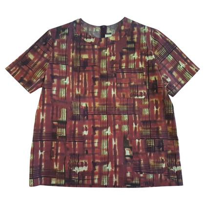 Marni Multicoloro cotton top