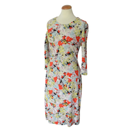 Erdem Stretch dress with floral print