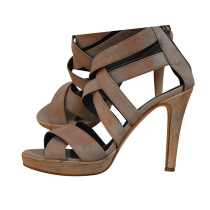Strenesse Blue Gladiators high heel sandals