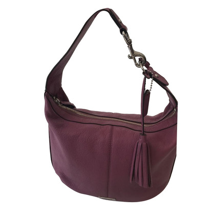 Coach Pelle Coach Pebbled Hobo Handbag