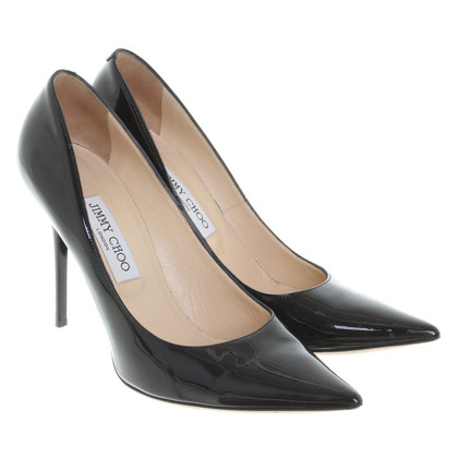 Jimmy Choo pumps made of patent leather