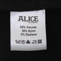Alice By Temperley Abito in nero
