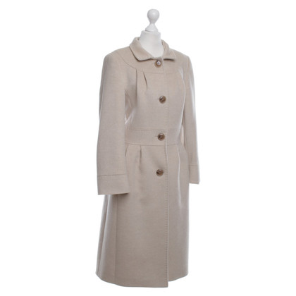 Escada Coat in Beige