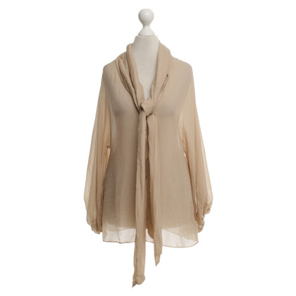 Schumacher Floppy silk blouse