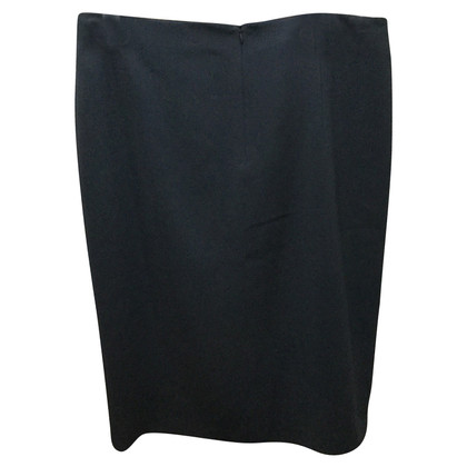 Max Mara GRAY skirt TG 46 it