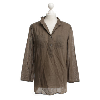 Strenesse Bluse in Oliv