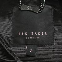 Ted Baker Weste in Bordeaux