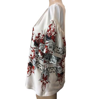 Thomas Wylde Silk shirt with print