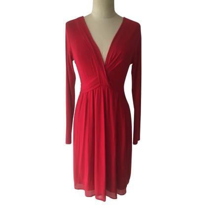 Twin-Set Simona Barbieri vestito rosso