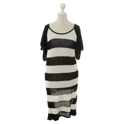 Lala Berlin Stripe knit dress