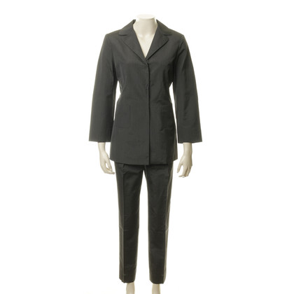 Jil Sander Trouser suit with silk