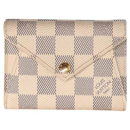 """Louis Vuitton """"Origami Wallet Damier Azur Canvas"""""""