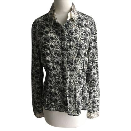 Schumacher zijden blouse