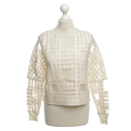 By Malene Birger Combination of sweater & Top