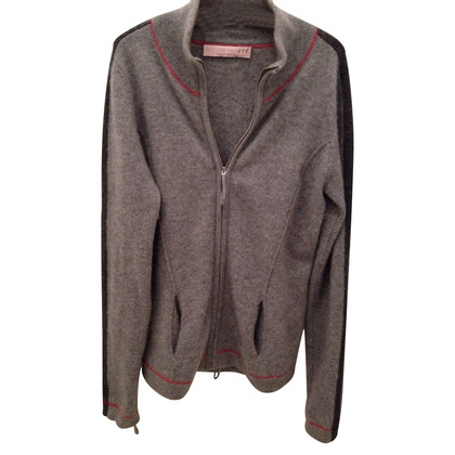 FTC Zip Jacket in cashmere