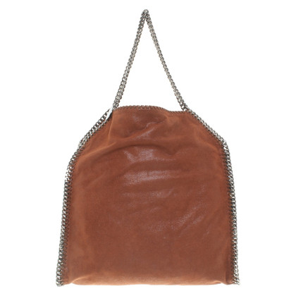 "Stella McCartney ""Falabella Bag"" in marrone"