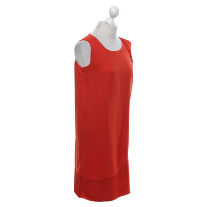 Armani Jeans Dress in rust red