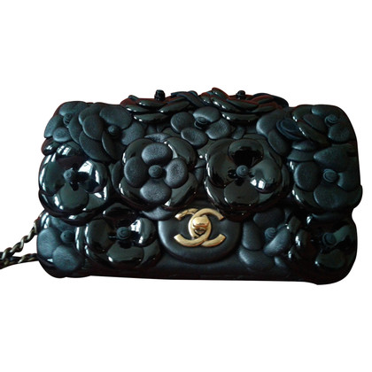 "Chanel ""Camellia Flap Bag"""