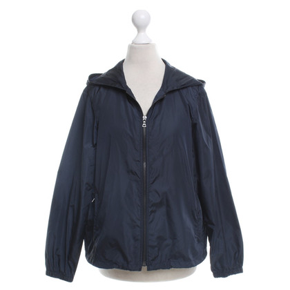 Prada Rain jacket in dark blue