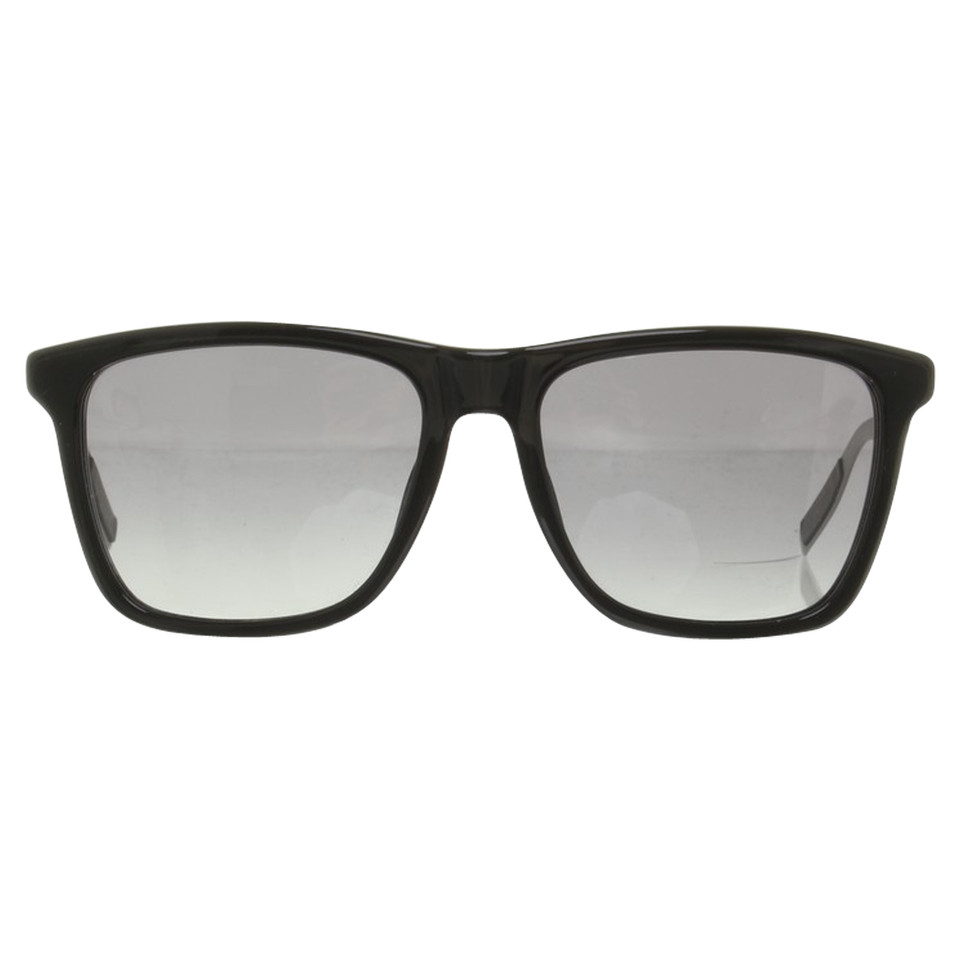 christian dior sonnenbrille in schwarz second hand. Black Bedroom Furniture Sets. Home Design Ideas