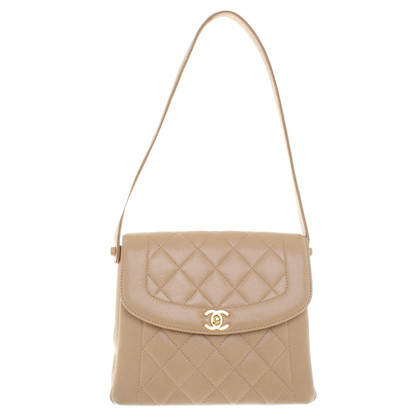 Chanel Handbag in Beige