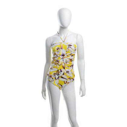 Etro Swimsuit with floral pattern