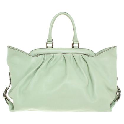 Fendi Handbag in mint green