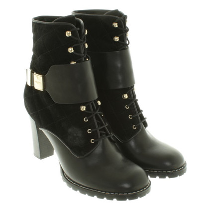 See by Chloé Ankle boots in black